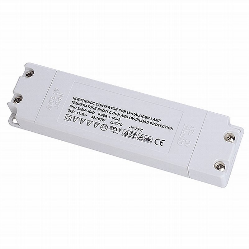 Elektronischer Transformator 12V, 105VA