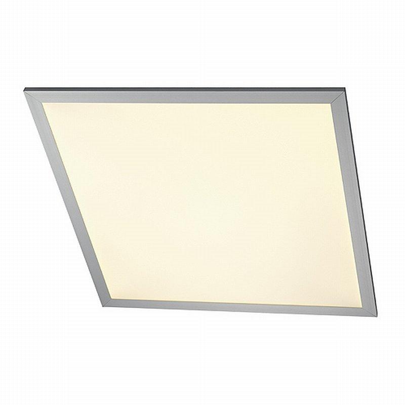 LED PANEL Deckenein-/aufbau, CL 136, quadratisch, warmweiss 595mmx595mm