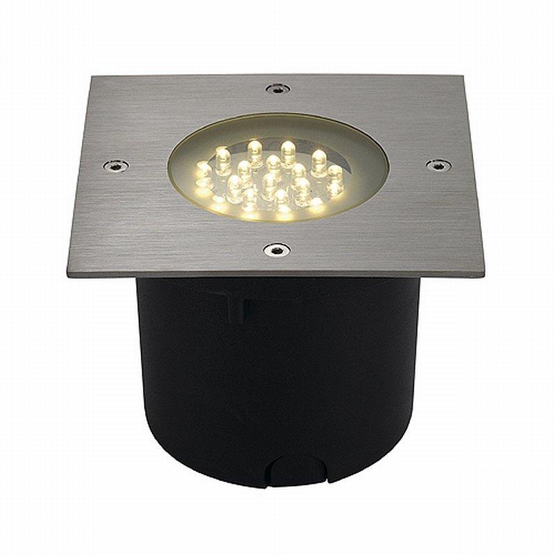 LED Wetsy, square, Bodeneinbauleuchte